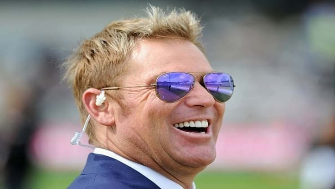 Article heading image for The King Of Spin Shane Warne Tests Positive To COVID-19