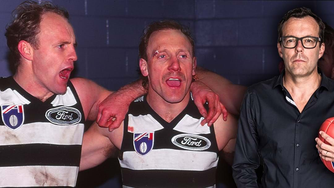 Article heading image for Bill Cops It After Damo's Investigation Finds His Famous Gary Ablett Story Has Some Porky Pies To It