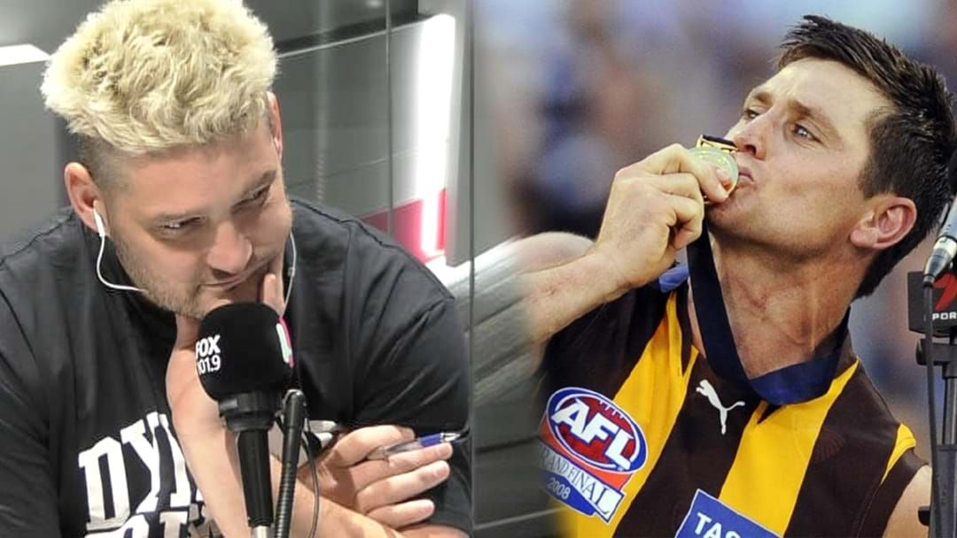 """Article heading image for """"No One Wants To Win This Year"""" Shane Crawford Shares Honest Opinion On The Return Of AFL And How He'd Feel Winning A Premiership This Year!"""