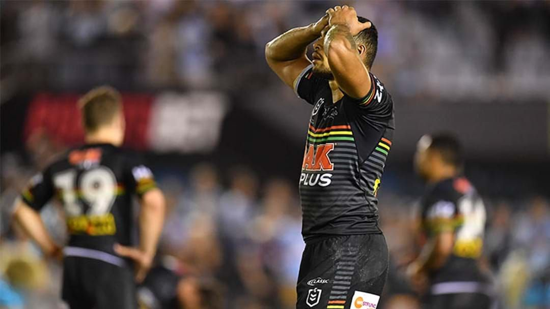 Article heading image for Ryan Girdler Details The Most Concerning Aspect Of The Panthers Season So Far