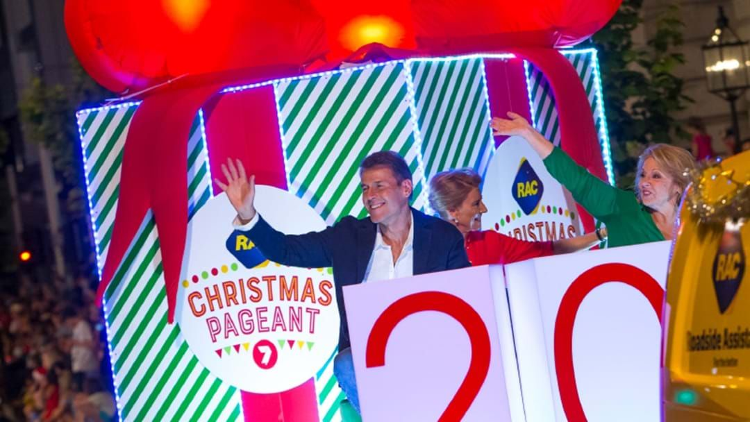 Article heading image for Everything You Need To Know For This Year's Xmas Pageant