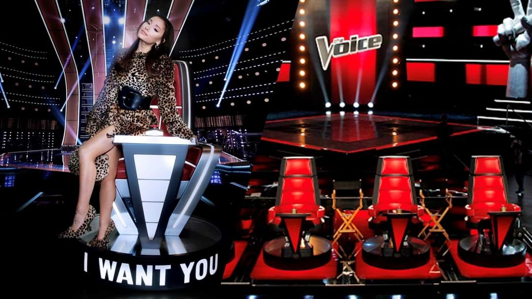 Article heading image for Ariana Grande Announces She's The New Coach On The Voice