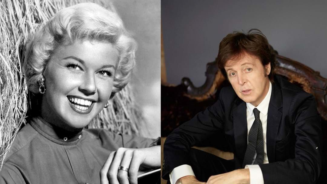 Article heading image for Paul McCartney Pays Tribute To Doris Day