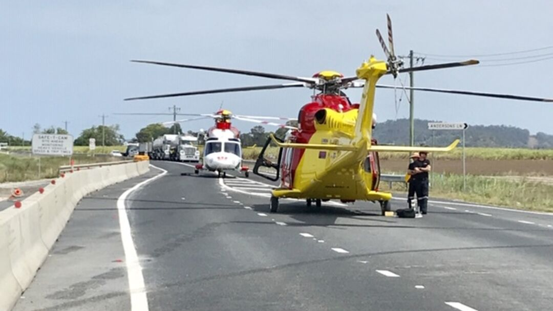 Article heading image for HIGHWAY CLOSED: Multi Vehicle Crash Near Maclean