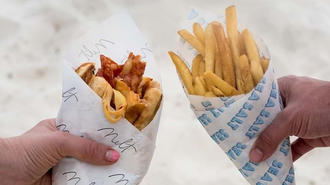 Article heading image for This New Takeaway Joint Is Giving Away Free Pizza Rolls And Hot Chips