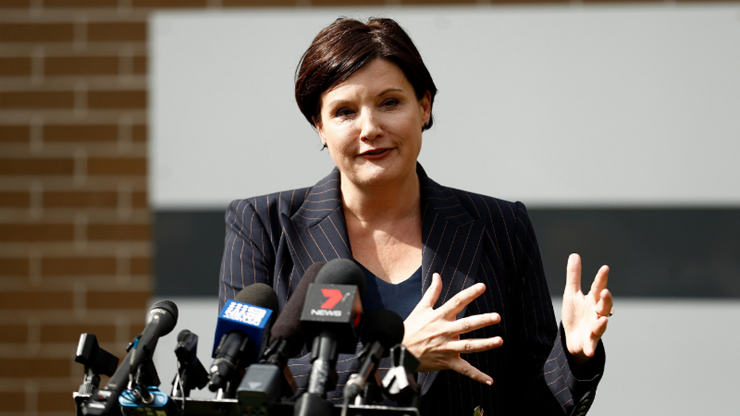 Article heading image for Jodi McKay Announces Resignation As NSW Labor Leader & Insists She Wasn't Pushed Out