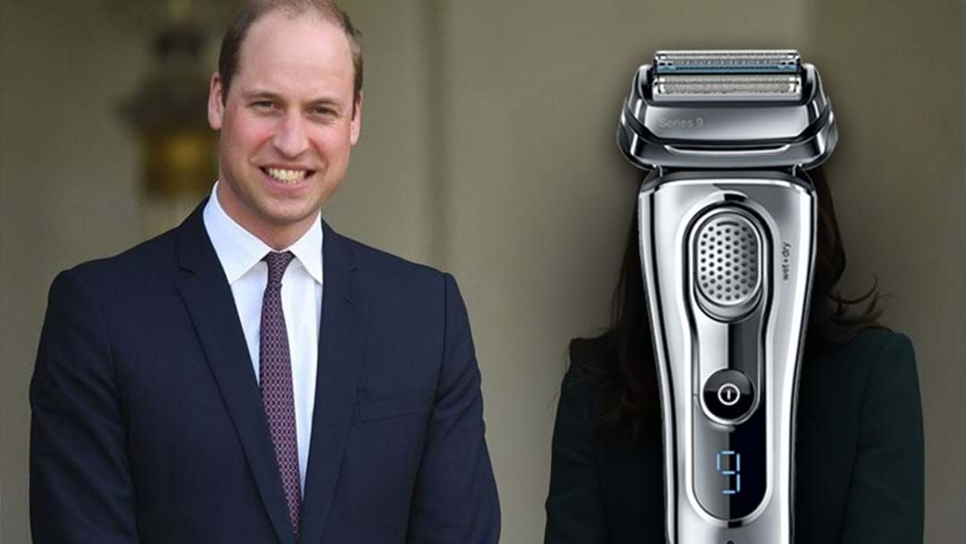 Article heading image for Prince William Has Finally Bit The Bullet And Shaved His Bonce