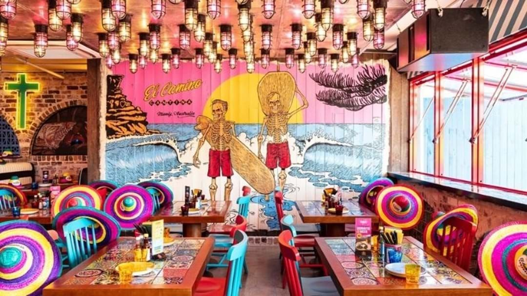 Article heading image for El Camino Cantina Are Opening Their Doors On The Gold Coast Tomorrow!