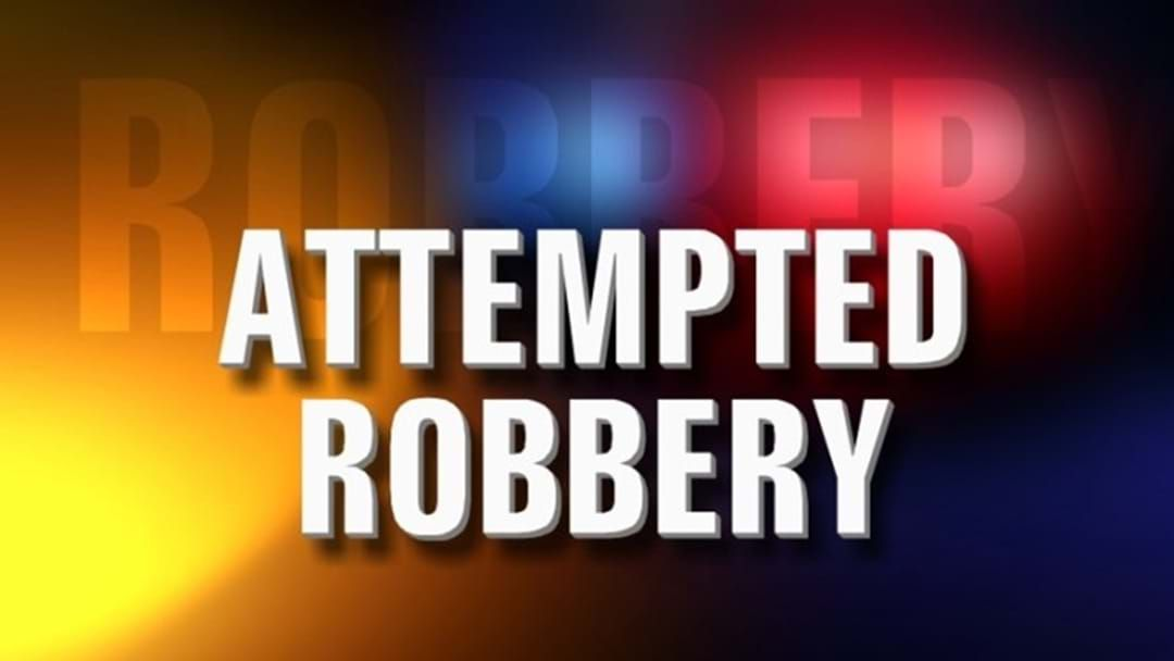 Article heading image for There's been an attempted armed robbery at Trinity Park.