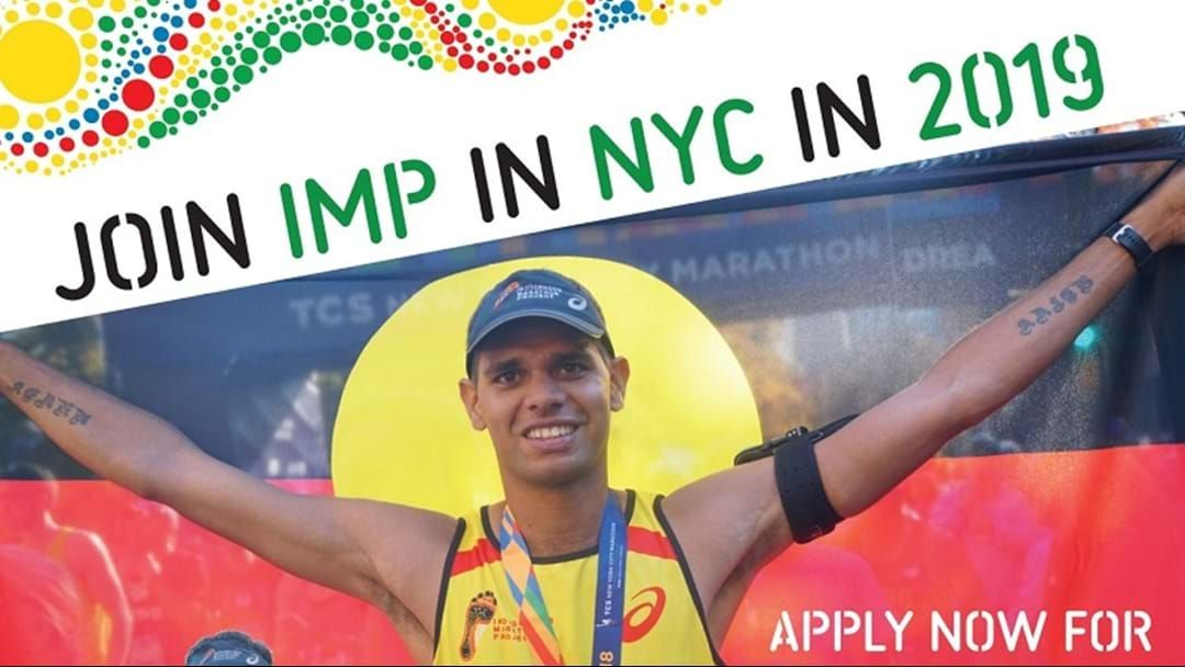 Article heading image for Indigenous Marathon Project searching for APPLICANTS!