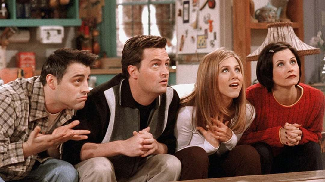 Article heading image for PSA: FRIENDS Has Been Turned Into A Musical & Yes, It's Coming Down Under