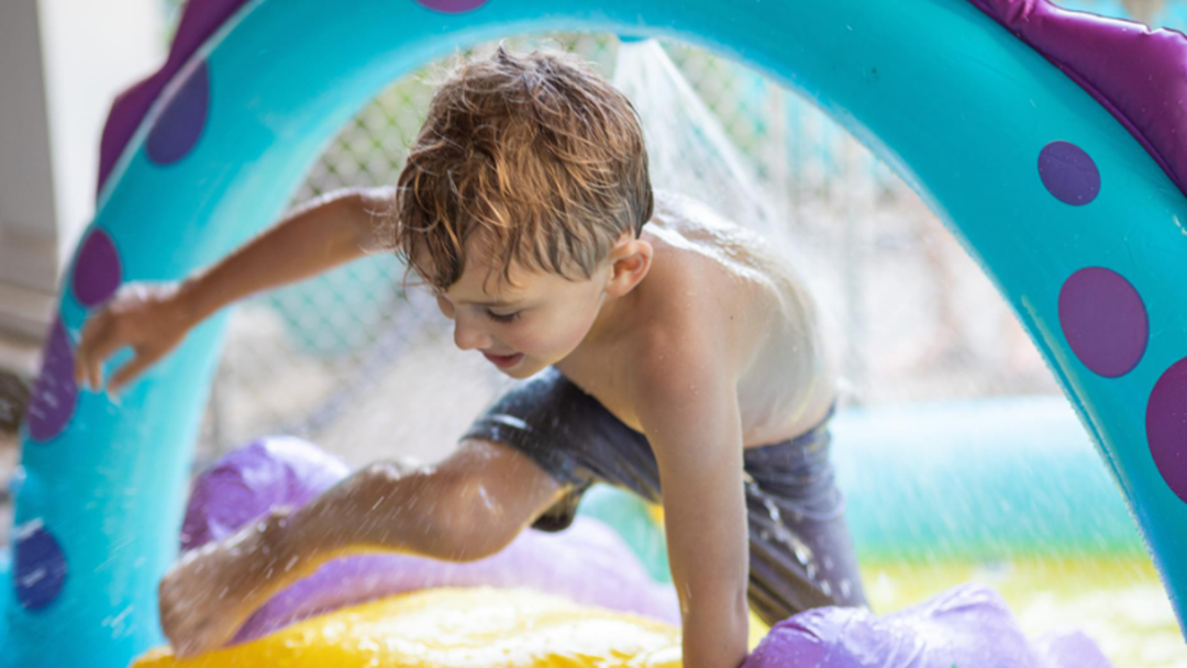 Article heading image for The World's Biggest Splash Pad Is Coming To Lake Macquarie!