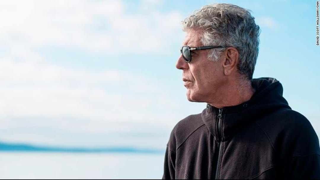 Article heading image for Celebrity Chef Anthony Bourdain Dead At 61
