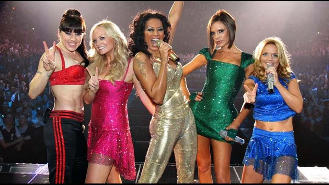 Article heading image for The Spice Girls lyrics you've been getting wrong this whole time!
