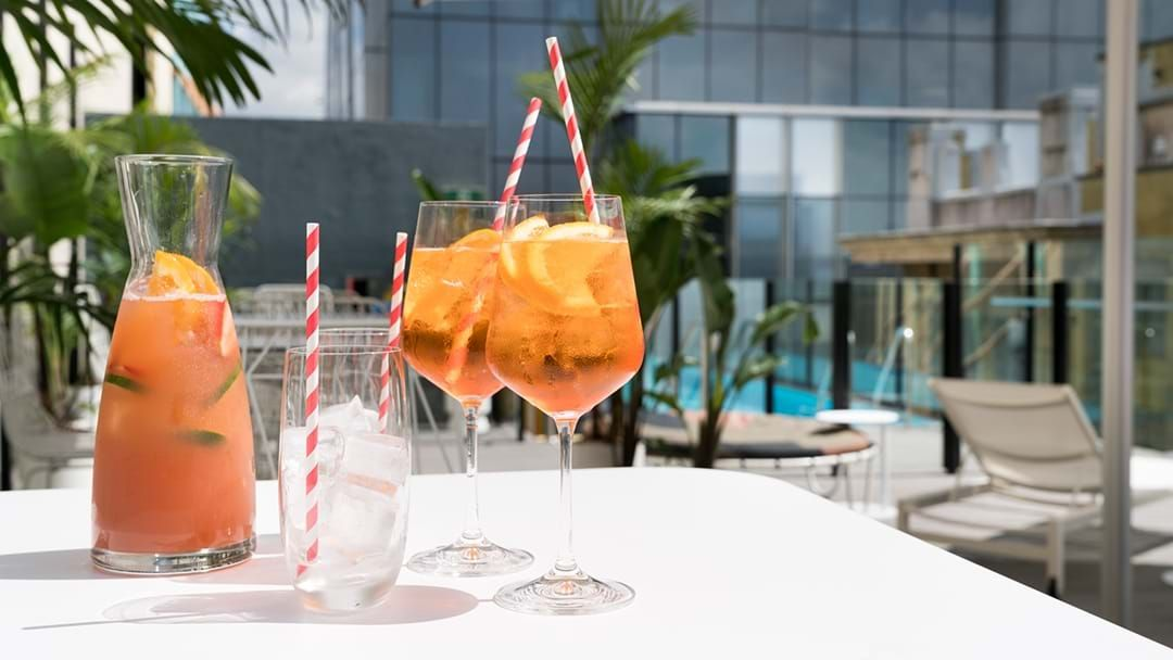Article heading image for It's Rooftop Bar Season & Here Are A Few Venues To Pop On Your List