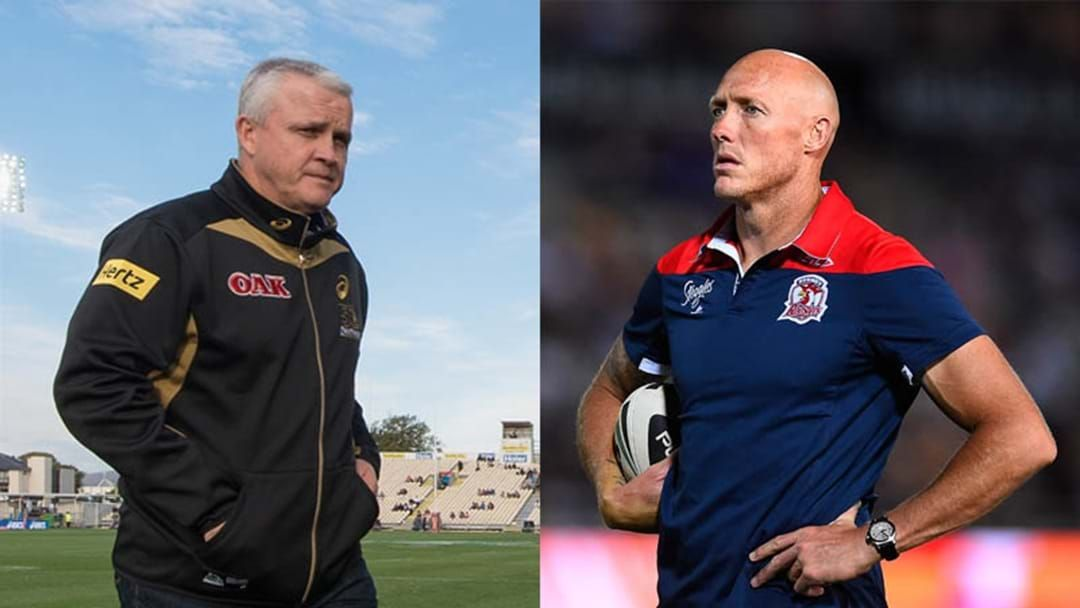 Article heading image for MG Makes A Huge Call On Anthony Griffin & Craig Fitzgibbon's Coaching Futures