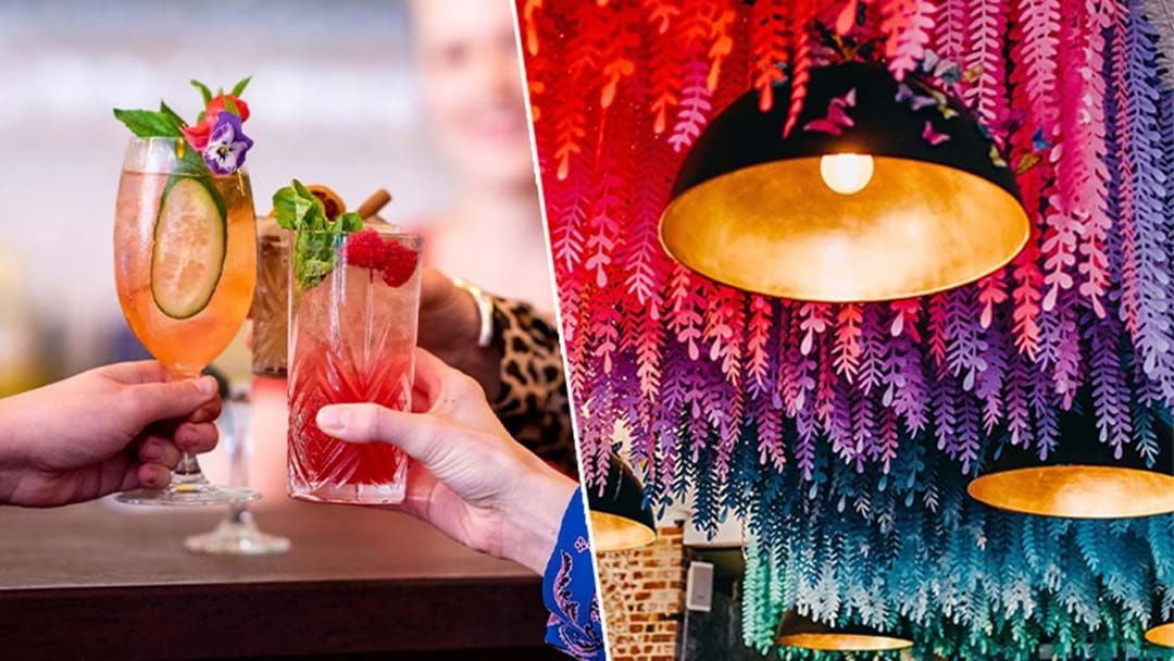 Article heading image for PSA: There's Currently A Mammoth G&T Festival In Perth & Yes, It's Running All Month Long!