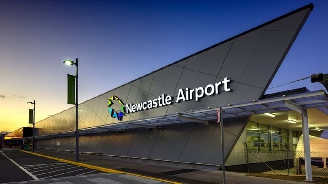 Article heading image for Newcastle Airport Named As Exposure Contact Site