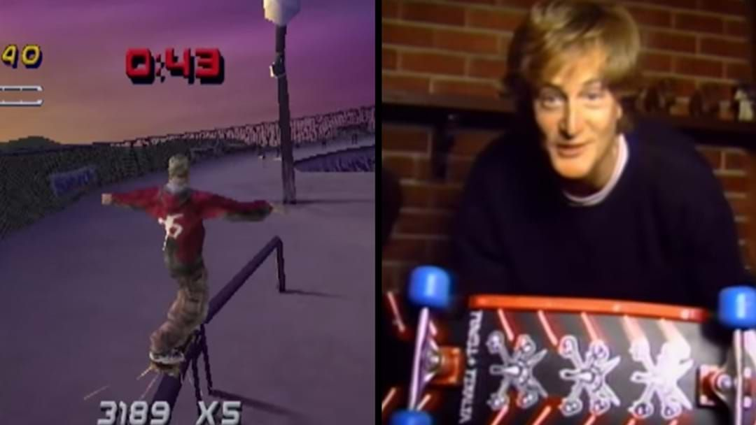 Article heading image for WATCH | The Tony Hawk Video Game Doco Is Making Us Nostalgic For Our Nintendo 64s