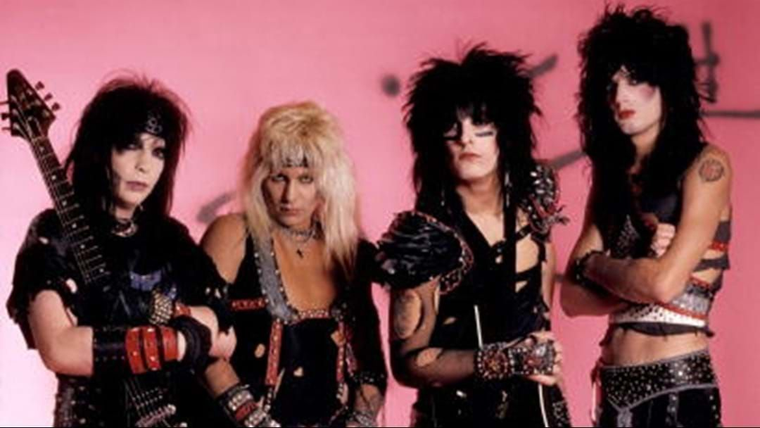 Article heading image for Mötley Crüe Are Teasing A New Song Set To Be Released Friday