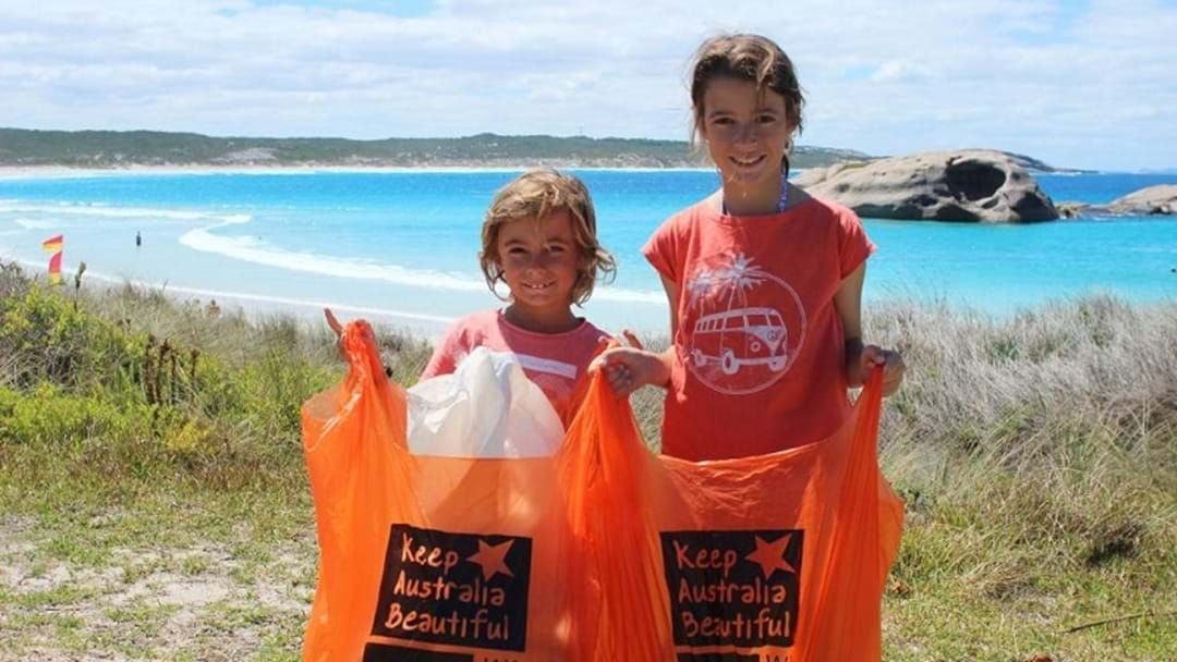 Article heading image for Keep ESPERANCE BEAUTIFUL!