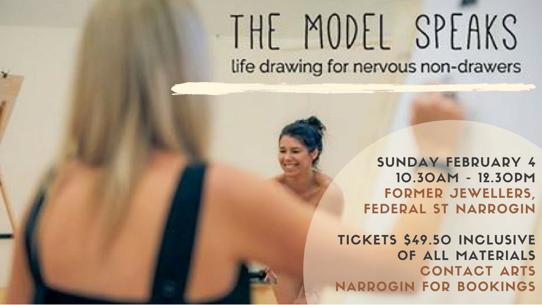 Article heading image for The Model Speaks Comes To Narrogin