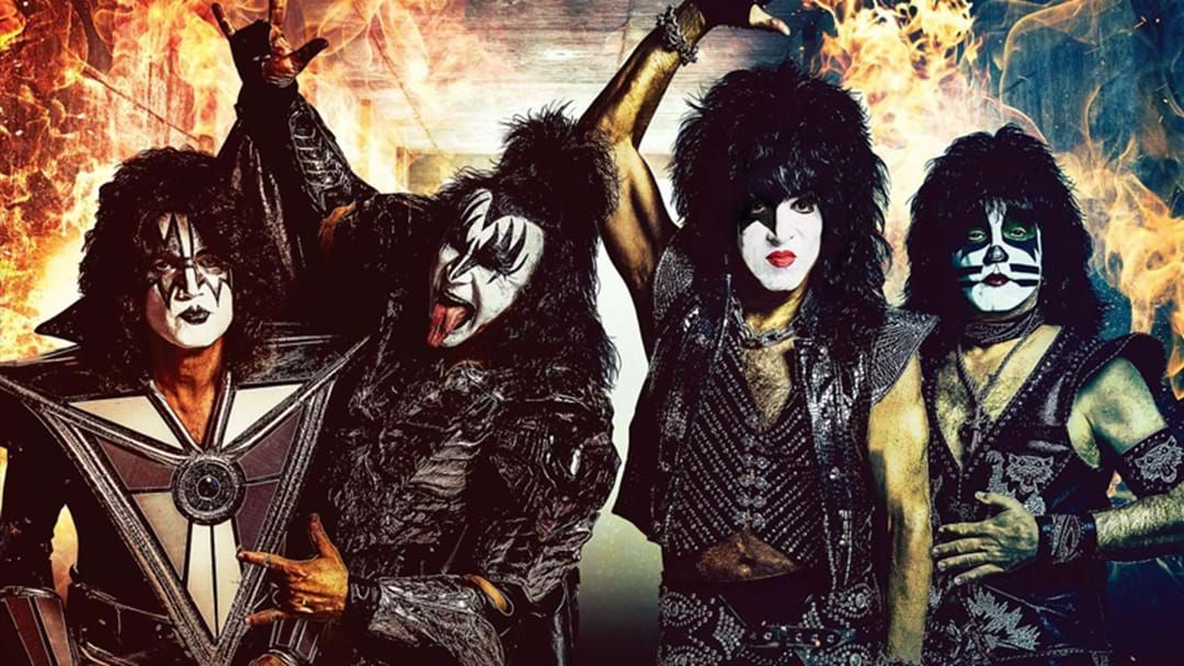 Article heading image for KISS Announce Australian Tour Supports