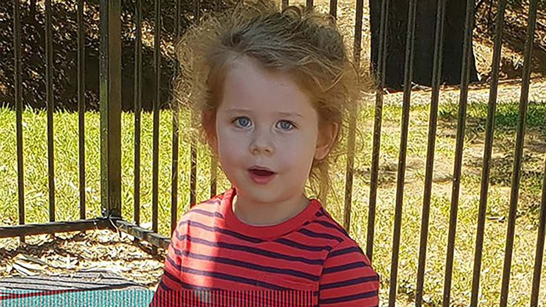 Article heading image for Australia-wide Search Underway For Missing 4-Year-Old Boy