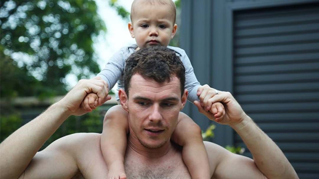 Article heading image for Luke Shuey & His Wife Dani Are Expecting Their Second Baby!