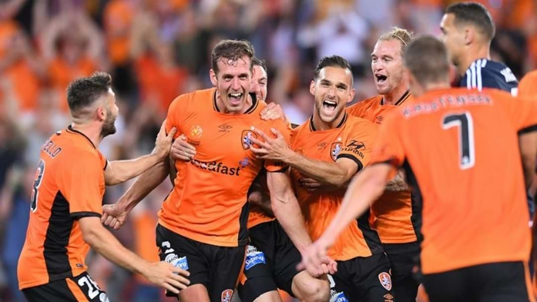 Article heading image for Brisbane Roar Is On It's Way To Gladstone!