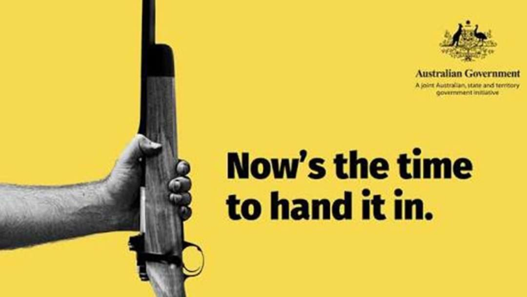Article heading image for Southern Firearms Amnesty In Bridgewater This Weekend