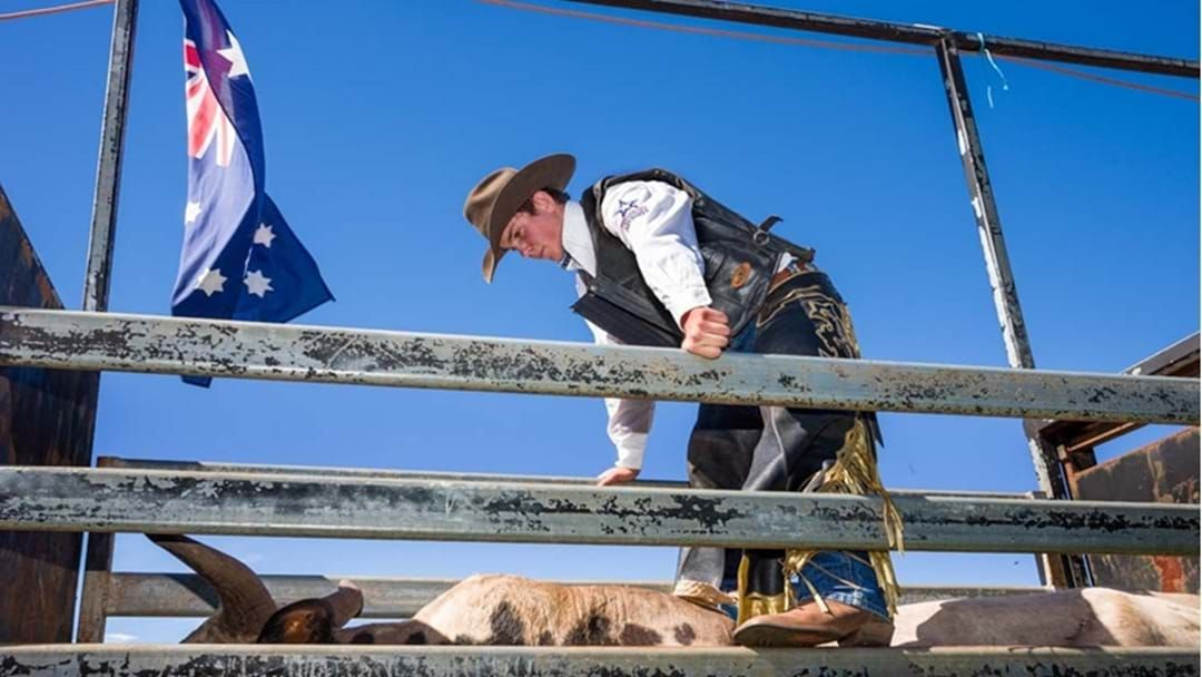 Article heading image for Cherbourg Community Rodeo