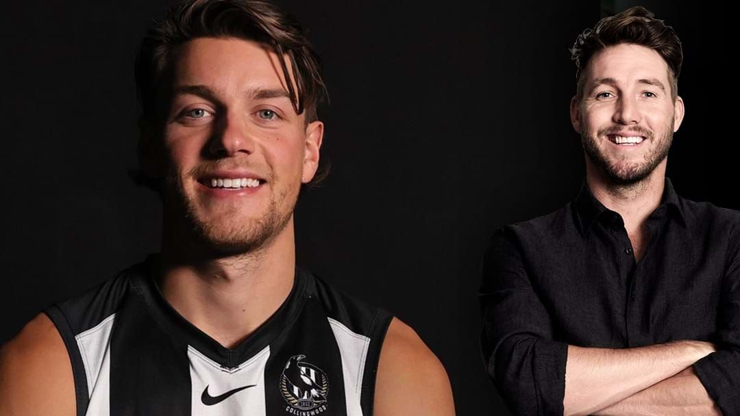 Article heading image for Daisy On 'Classy' Pat Lipinski's Move To Collingwood