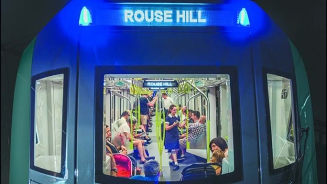 Article heading image for $7.3 Billion Northwest Metro To Open On Sunday - For Free!