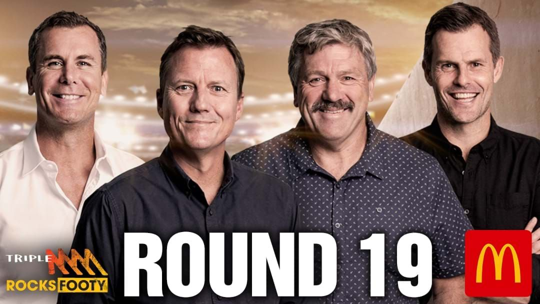 Article heading image for Triple M Footy On Air Schedule Round 19 2021