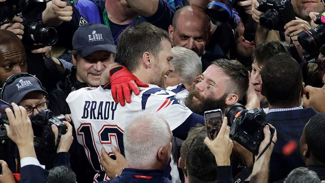 Article heading image for New England Patriots Defeat Los Angeles Rams In Super Bowl LIII