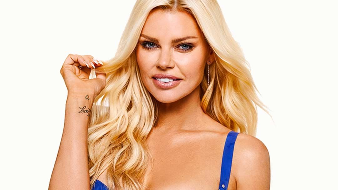 Article heading image for Who Knew? Sophie Monk Is Living A Legit Beauty And The Geek Life