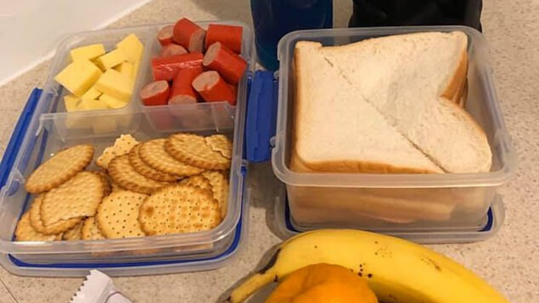Article heading image for Woman Slammed for Packing Partner's Lunch