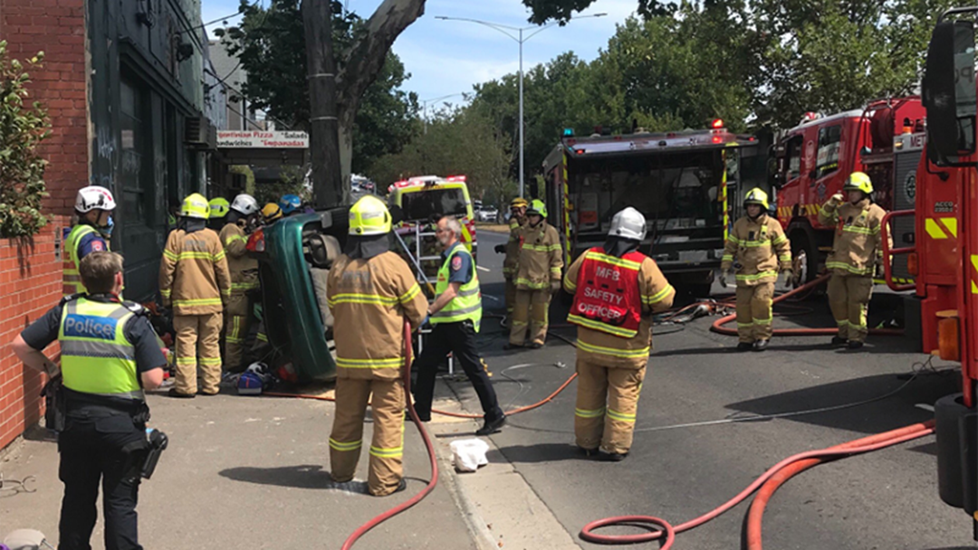 Article heading image for Drivers Should Avoid Hoddle St Following Horror Crash