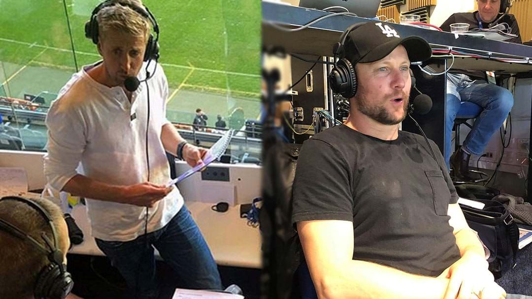 Article heading image for LISTEN | Nathan Brown Names His Top Five Egos In The Triple M Footy Team