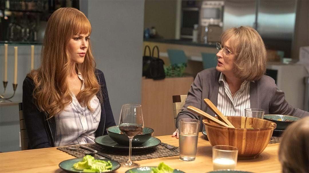 Article heading image for Nicole Kidman Reveals What It Was Like To Slap Meryl Streep