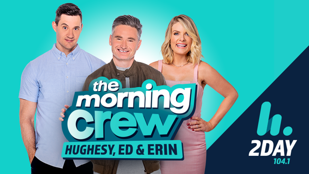 Article heading image for The 2DayFM Morning Crew With Hughesy, Ed And Erin Molan To Bring The Laughs To Sydney Breakfast In 2021