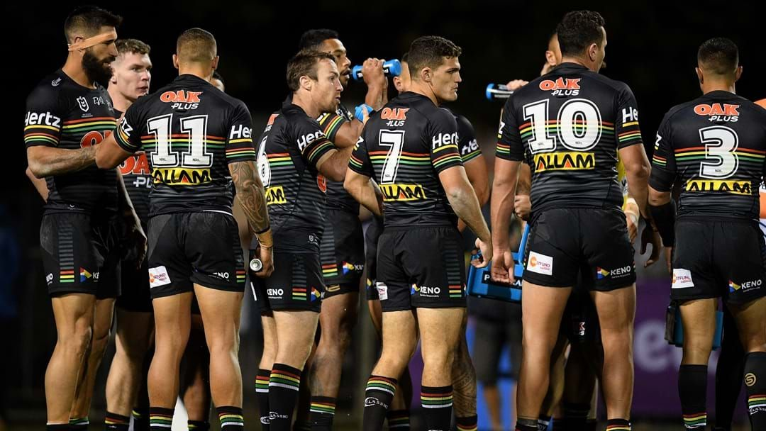 "Article heading image for ""No Identity"": Ryan Girdler Is Confused With The Panthers Attack"