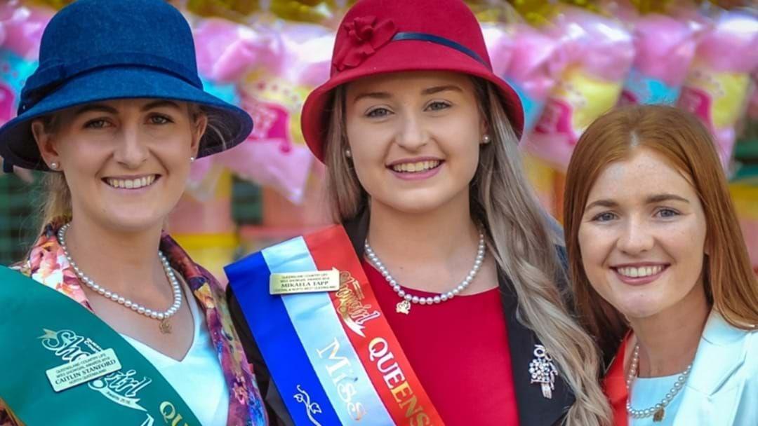 Article heading image for Register Your Interest For Miss Showgirl Or Rural Ambassador Awards!