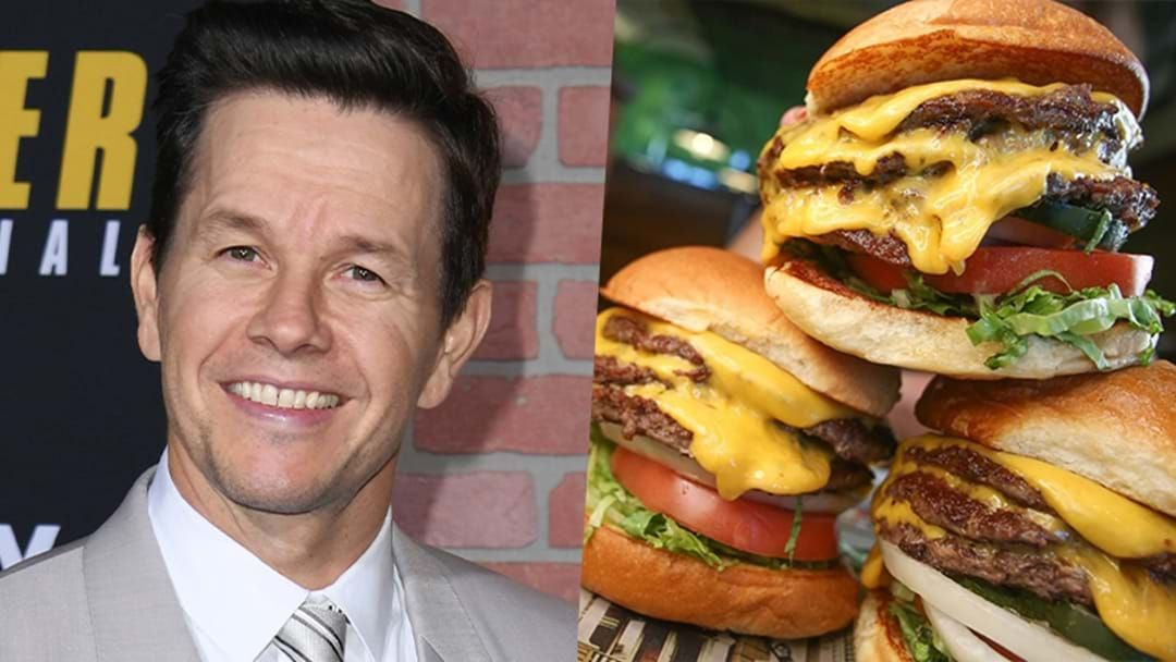 Article heading image for It's Official, Mark Wahlberg's Burgers Are Coming To Aus So Here's Where You Can Grab One!
