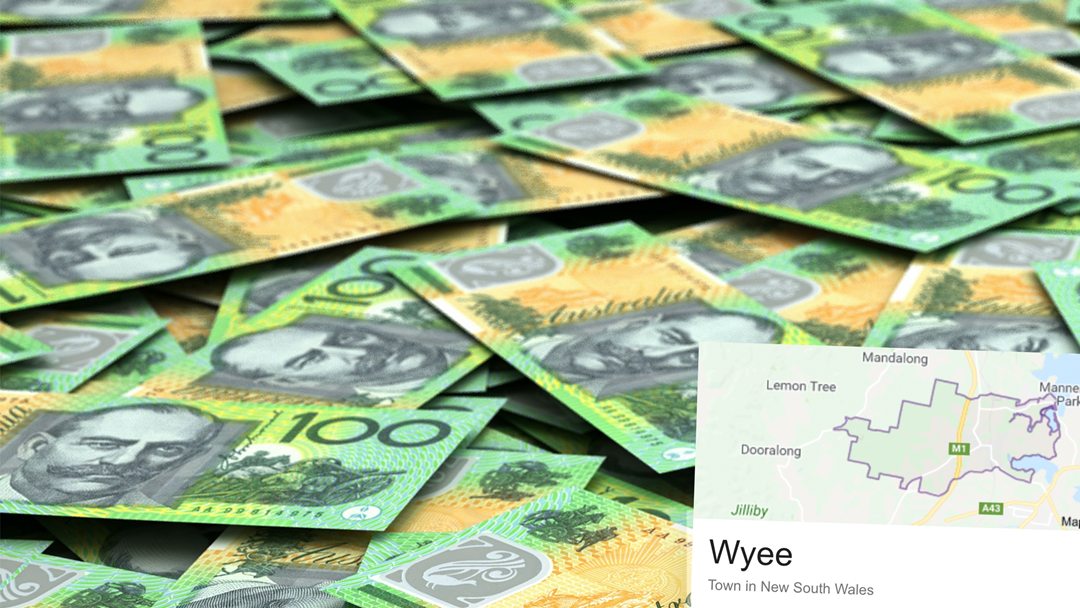 Article heading image for The Search Is On For Wyee's Million Dollar Lotto Winner
