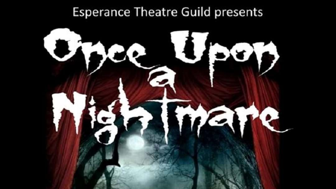 Article heading image for Once upon a NIGHTMARE! Interactive haunted house