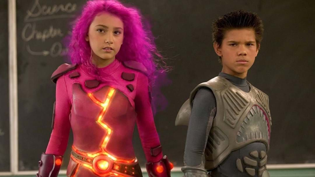 Article heading image for Shark Boy & Lava Girl Are Coming Back As Adults & They Had A Baby