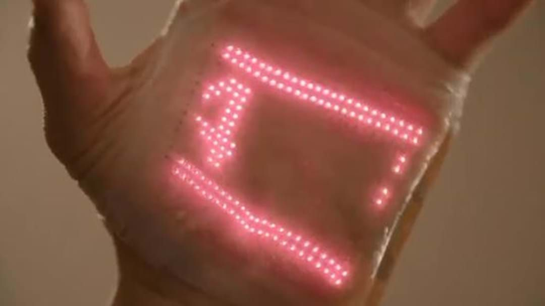 Article heading image for Japanese Inventors Make 'LX Skin' And It's Better Than Sci-Fi