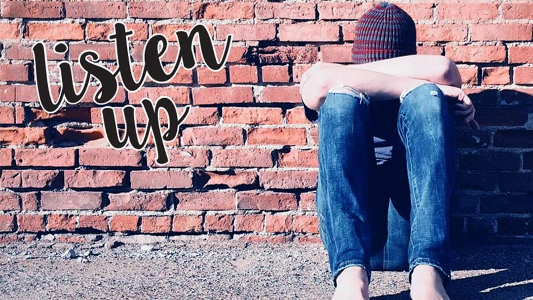Article heading image for Listen Up: Tackling Male Depression